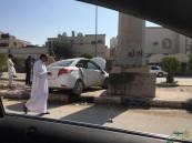في أول أيام الاختبارات.. #الأحساء تُسجل حادث مروع لطالب كاد أن يفقد حياته