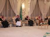 """بالصور.. """"قبس"""" تحتفي بضيوف مؤتمر جامعة الإمام"""