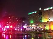 بعد مستشفى جازان .. حريق ببرج الدمام الطبي يستنفر الدفاع المدني ويخلي المنومين