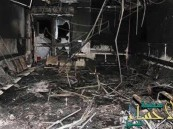 أحد ضحايا حريق مستشفى جازان كان يجهز لزفافه خلال الأيام المقبلة