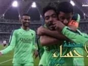 #الأهلي إلى نهائي كأس ولي العهد لكرة القدم بفوزه على الاتحاد