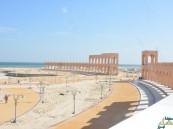 بالصور… في العقير وعلى 70 الف متر مربع إنشاء مسرح روماني وموتيل