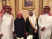 """""""الجمعه"""" تحتفل بزفاف نجلها """"عبدالعزيز"""""""