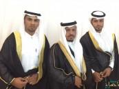 """""""الحربي"""" تحتفل بزواج الشقيقين """"بسام"""" و""""صالح"""""""