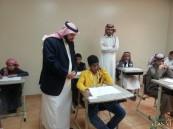 """"""" الملحم """" يتفقد سير الاختبارات في مدارس محافظة الأحساء"""