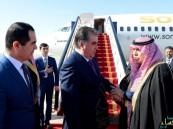 رئيس جمهورية طاجيكستان يغادر الرياض إلى جدة