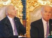 شاهد ردة فعل نائب أوباما عندما إستقبله أردوغان بقصر السلطان عبد الحميد الثاني !!