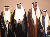 """أسرة """"المديد"""" و""""البوبدر"""" تحتفي بزفاف نجلها """"أحمد"""""""