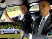 أوباما يكشف عن حسه الفكاهي في برنامج كوميدي