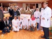 بالصور.. مستشفى الموسى يحتفي بإنجازاته في 2015: عام استثنائي في مجال الطب بالأحساء