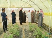 بالصور.. مدير عام صندوق التنمية الزراعية في زيارة لهيئة الري والصرف بالأحساء