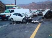 خلال 24 ساعة .. مصرع وإصابة 29 شخصاً خلال حوادث مرورية في #عسير