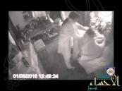 بالفيديو.. أخفى كاميرا ليراقب زوجته.. فكانت الصدمة!!