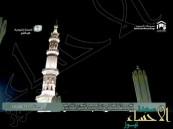 """بالفيديو.. البكاء يغلب الشيخ """"البدير"""" بعد غياب 3 أشهر عن المسجد النبوي"""