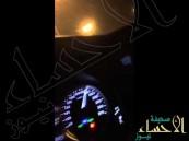 بالفيديو.. انشغل بتصوير تسابقه مع صديقه فانقلبت سيارته !