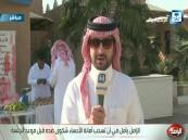 """بالفيديو… الأمانة تشكو """"الزامل"""" #بائع_اللوز بعد مقطعه الشهير"""
