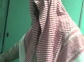 """بالفيديو.. الأسطورة """"ماجد عبدالله"""" يزور مصابي الحد الجنوبي"""