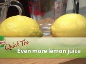 """شاهد.. ماذا لو وضعنا الليمون والبرتقال في """"الميكرويف"""" ؟!"""