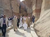 بالصور.. صاحب السمو الملكي الأمير سلطان بن سلمان في ضيافة واحة #الأحساء