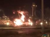الدفاع المدني يكشف ملابسات حريق شركة #كيان في #الجبيل