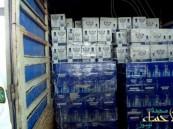 إحباط تهريب 70 ألف زجاجة خمر وبيرة بالبطحاء