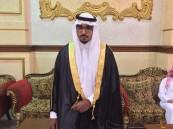 """العواد"" تحتفي بزواج ابنها ""محمد"""