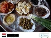 شاهد.. بهذه الصور سخر مؤيدو الأسد من مجاعة #مضايا !!