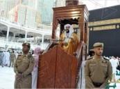 جموع المصلّون يؤدون صلاة الاستسقاء في جميع مناطق المملكة صباح اليوم