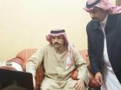 بالصور… سمو رئيس اللجنة السعودية لسباقات الهجن يدشن شعارها