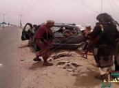 مقتل ابن مؤسس مليشيات الحوثي في غارات للتحالف