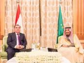الملك سلمان يبحث مع الرئيس الطاجيكستاني العلاقات الثنائية والأوضاع الإقليمية والدولية