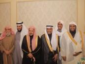 """بالصور.. الداعية سعد البريك في ضيافة الشيخ """"بوبشيت"""""""
