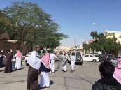 بالفيديو والصور … إنفجار وإطلاق نار في مسجد الرضا في الأحساء