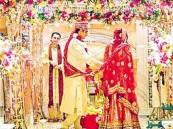 سعودي يتزوج روسية.. على الطريقة الهندية
