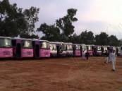 تدريب 292 سائق حافلة ضمن برنامج السائق المحترف بتعلم #الأحساء