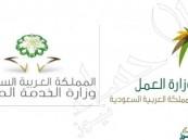 """وزيرا العمل والخدمة المدنية يطلقان برنامج """"تنمية وكفاءة"""" غداً الأربعاء"""