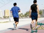 المشي السريع 150 دقيقة أسبوعيًا يقي من أمراض القلب