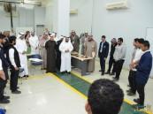 محافظ التدريب التقني يدشن مركز تقنية المياه وأنظمة التحكم بالأحساء
