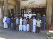 """مدرسة عمار بن ياسر تزور مهرجان """"ويا التمر أحلى"""""""
