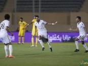 بالفيديو والصور .. هجر يحقق فوزه الثاني في الدوري على حساب الخليج