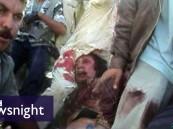 فيديو … لم ينشر من قبل للقذافي يتوسَّل لمسلحين ألا يقتلوه