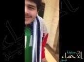 فيديو: مريض السمنة خالد شاعري يمشي على قدميه لأول مرة