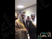 """بالفيديو … وزير الصحة يسخر من مواطن طلب بمستشفى بحجم """"التخصصي"""" بالجنوب"""