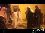 بالفيديو … الأمير محمد بن سلمان يزور الشيخ الفوزان في منزله