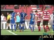 بالفيديو … ثعبان يوقف مباراة كرة قدم بالبرازيل