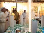 محمد بن راشد يختار تصميم برج جديد يضاهي برج خليفة في شموخة