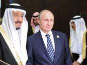 في مكالمة هاتفية.. بوتين يدعو العاهل السعودي لزيارة موسكو