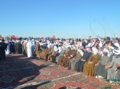 """بالصور … في تشييع مهيب #الأحساء تزف شهداء مسجد الإمام """"الرضا"""""""