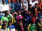 ألعاب القوى للبراعم تشهد تنافس قوي وحضور عدد كبير من المشاركين
