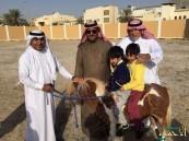 ابتدائية القيروان تعلم أبنائها ركوب الخيل